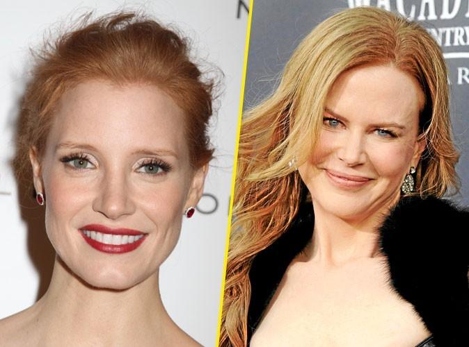 La nouvelle Nicole Kidman est...Jessica Chastain