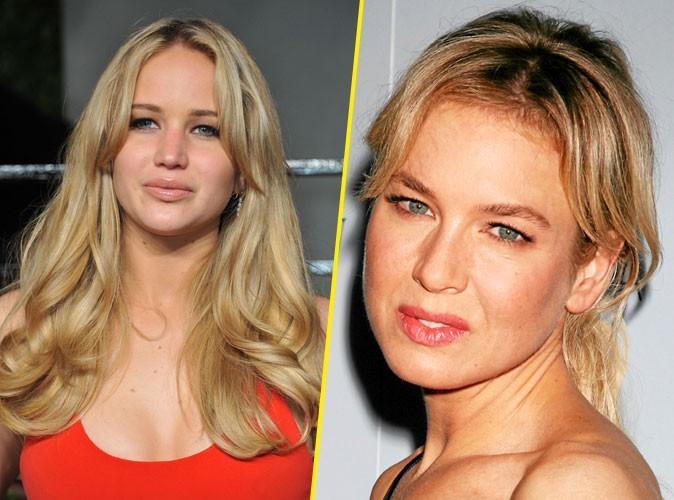 La nouvelle Renée Zellweger est...Jennifer Lawrence