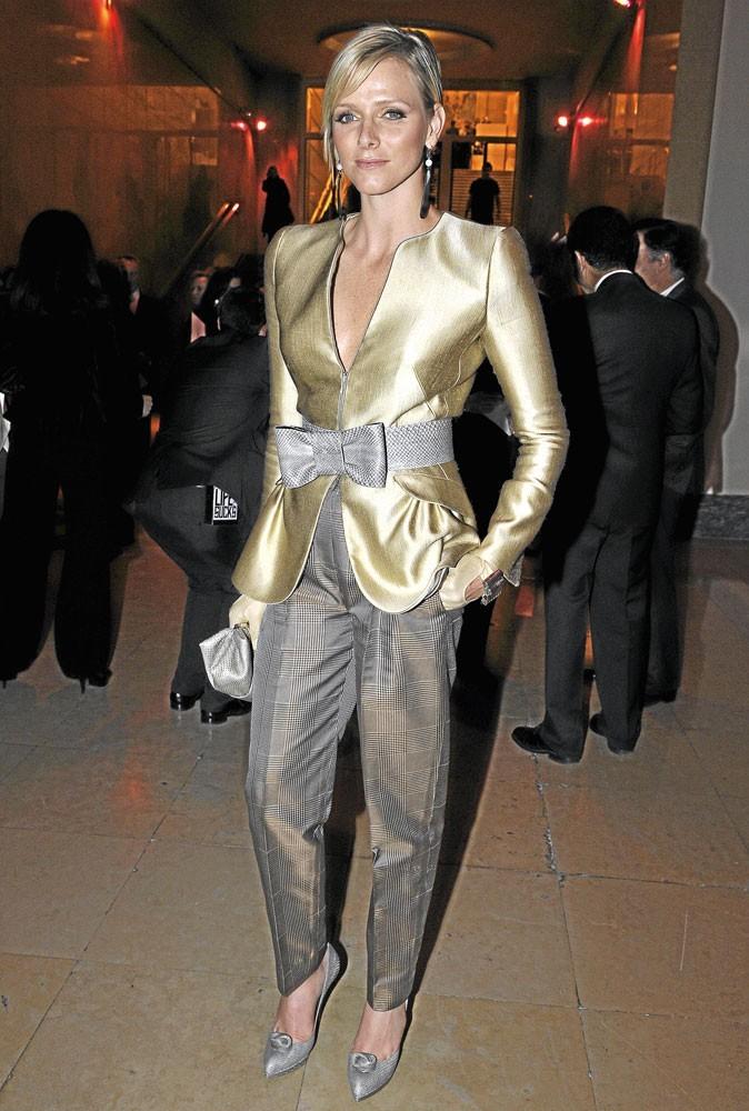 Princesse Charlene Wittstock, la persévérante
