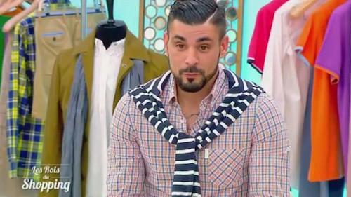 Damien, Les Rois du Shopping