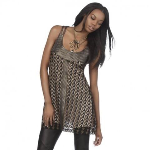 Une autre façon de porter la robe de Kourtney...