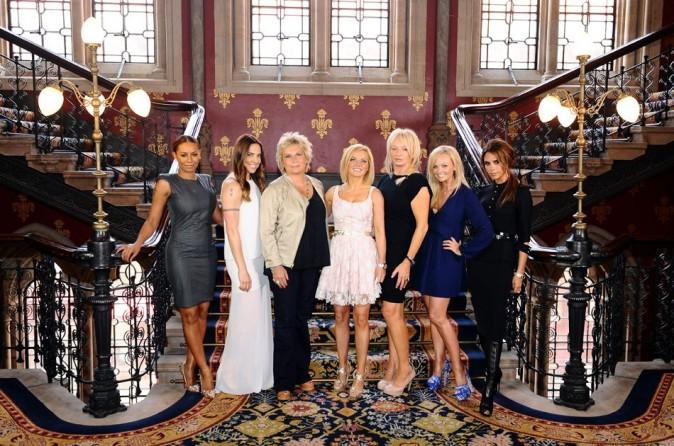 Les anciennes chanteuses ont présenté le spectacle Viva Forever