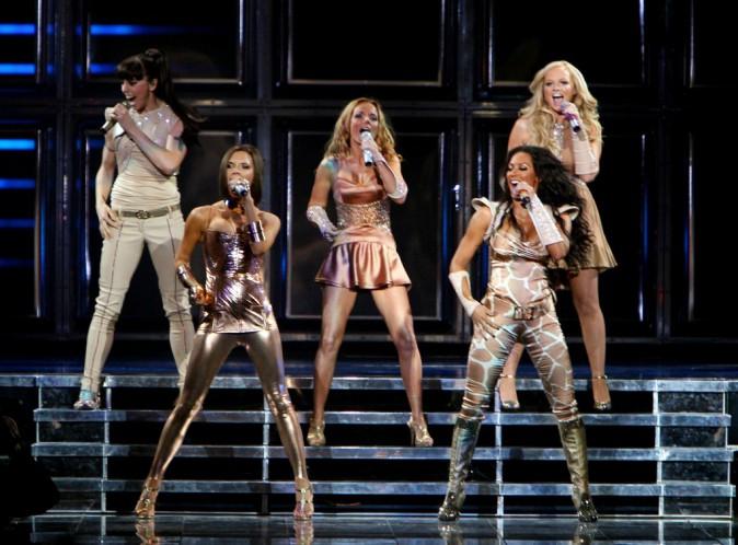 Les Spice Girls reviennent pour une tournée mondiale... Sans Victoria !