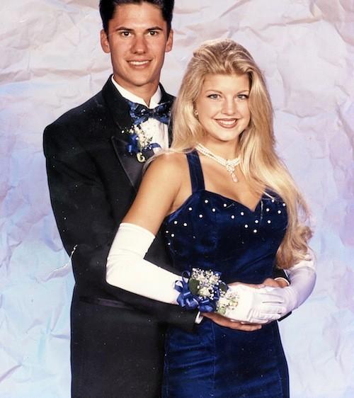 Fergie : Au bal avec le voyou du lycée !