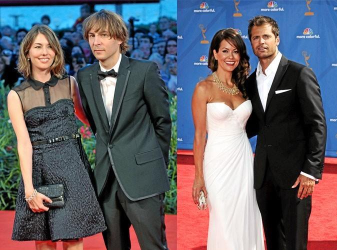 Les stars en couple avec des Français