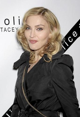 Madonna en couple avec le Français Brahim Zaibat