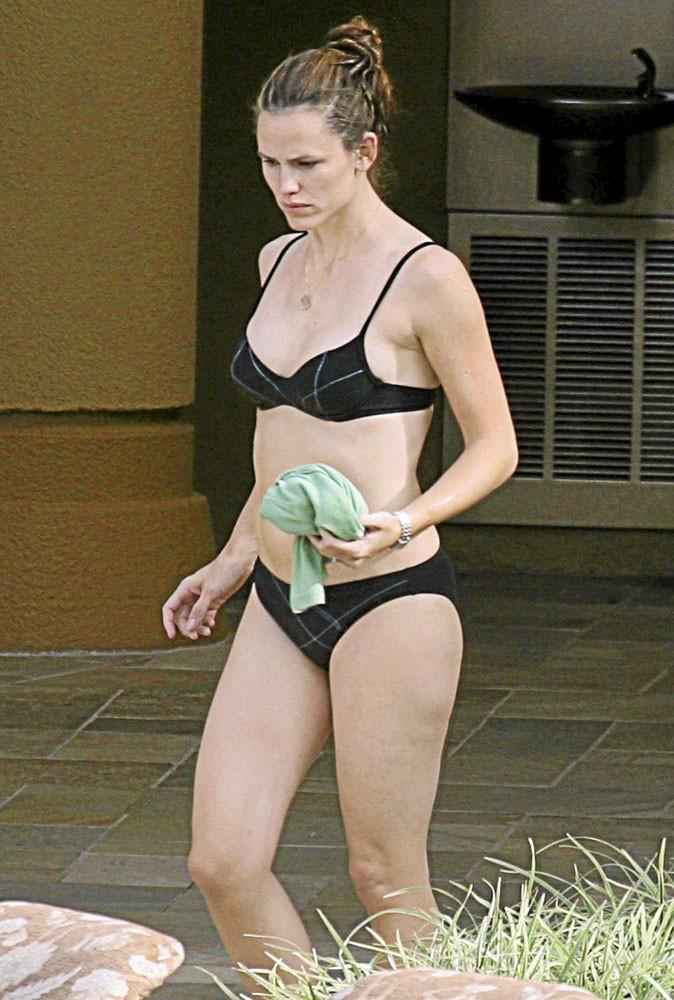 Jennifer Garner : plus belle en maillot de bain !
