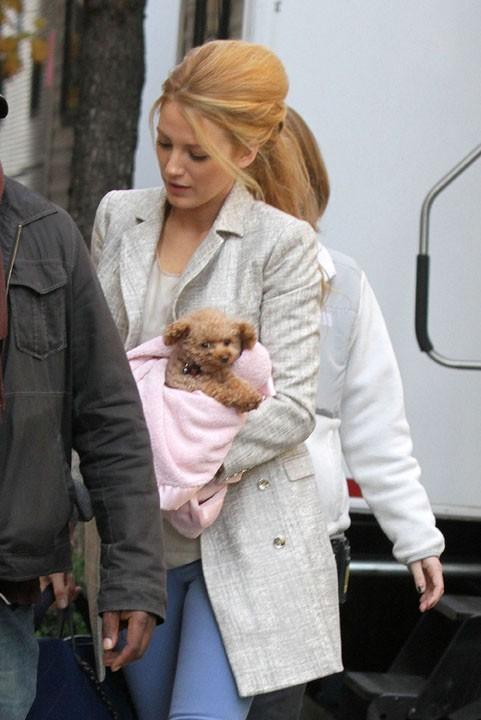 Blake Lively copie-t-elle Paris Hilton ?