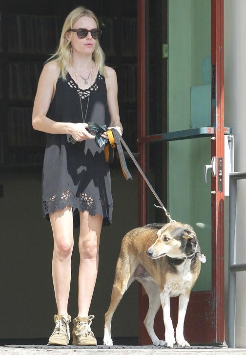 Kate Bosworth et son meilleur ami !