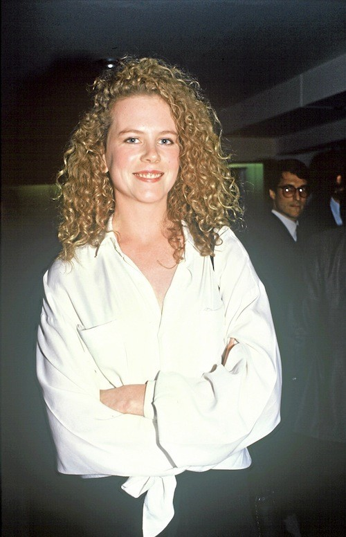 Nicole Kidman : NEW YORK 04/09/90