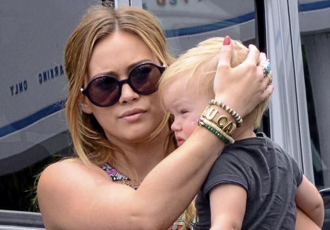 Hilary Duff : Mon fils, ma bataille…