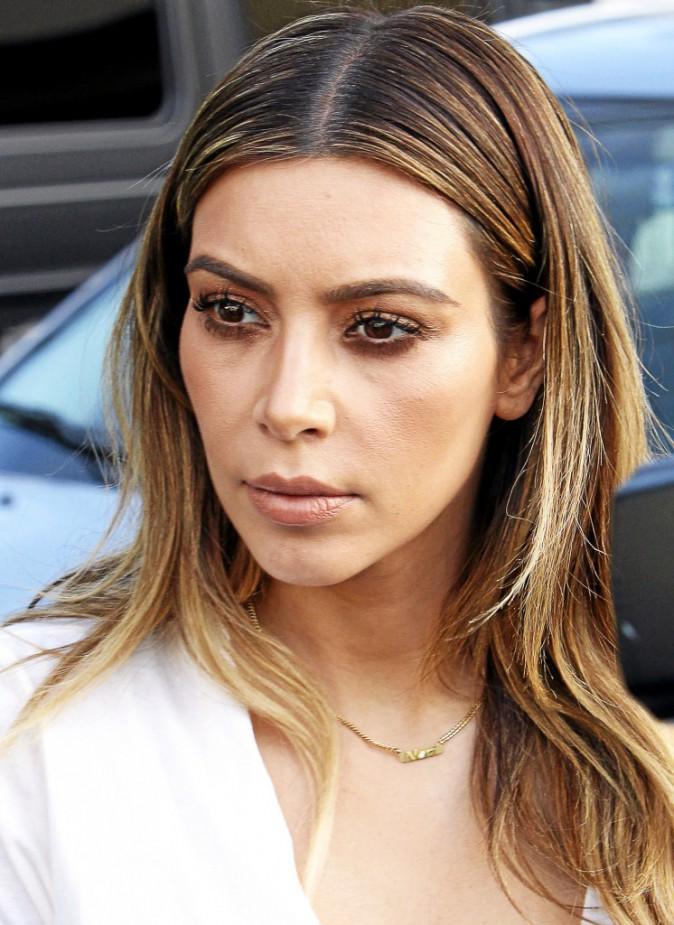 Kim Kardashian : Elle ne perd pas le North