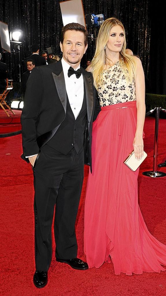 Différences de taille au sein du couple Mark Wahlberg et Rhea Durham : 5 cm