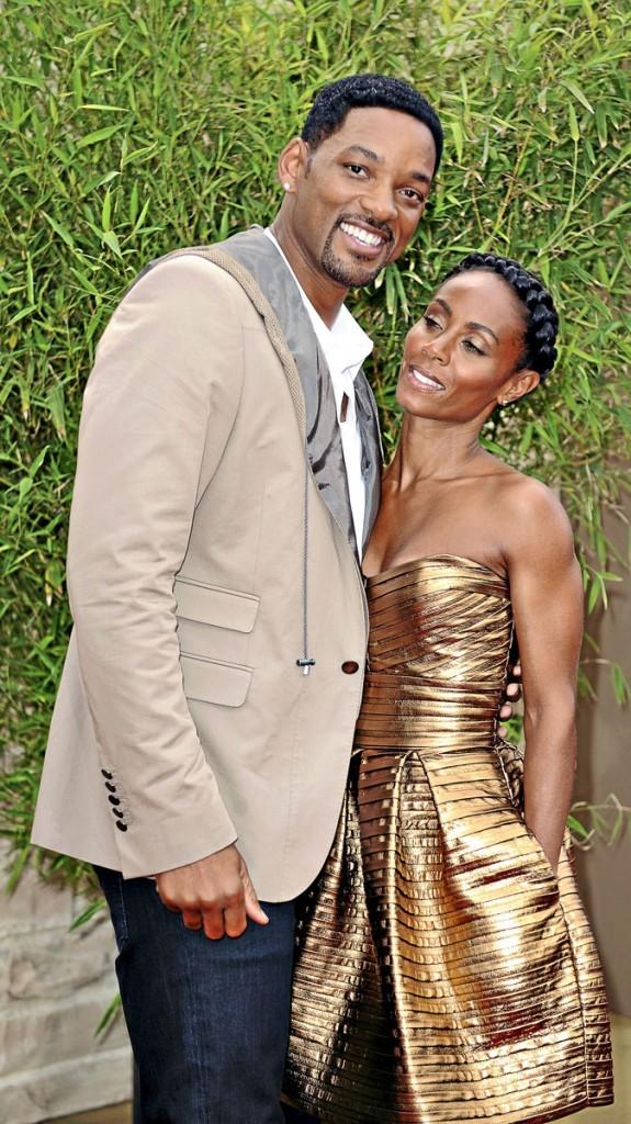 Différences de taille au sein du couple Will Smith et Jada Pinkett : 36 cm
