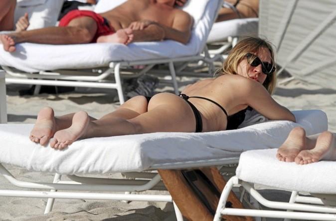 31 décembre 2010 : Chloë Sevigny : décontractée de la raie !