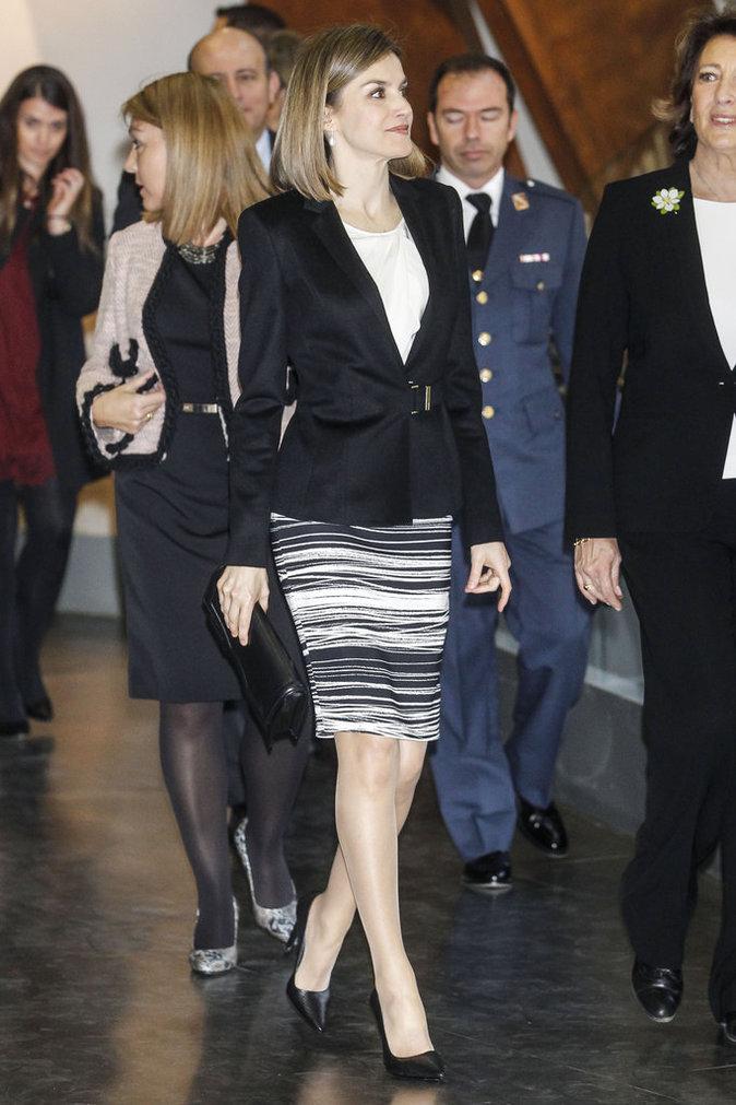 Photos : Letizia d'Espagne a recours à la chirurgie ? Sa soeur réagit !