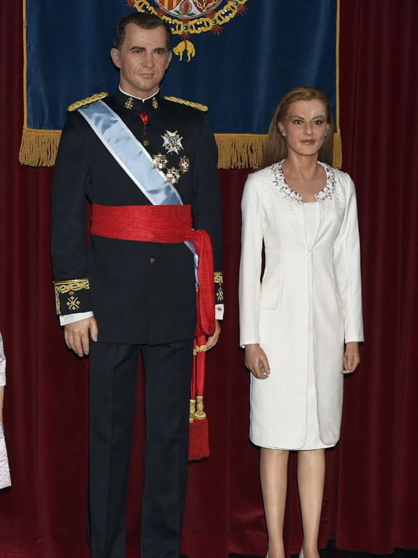 Felipe VI et Letizia d'Espagne
