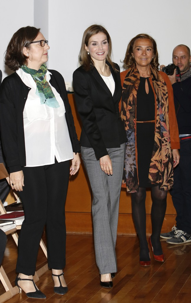 Photos : Letizia d'Espagne : sobriété et élégance pour la reine !
