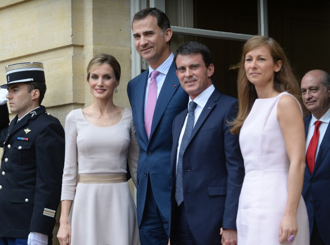 Letizia et Felipe d'Espagne : Matignon, Assemblée Nationale et Sénat... Chargé leur premier déplacement officiel en France !