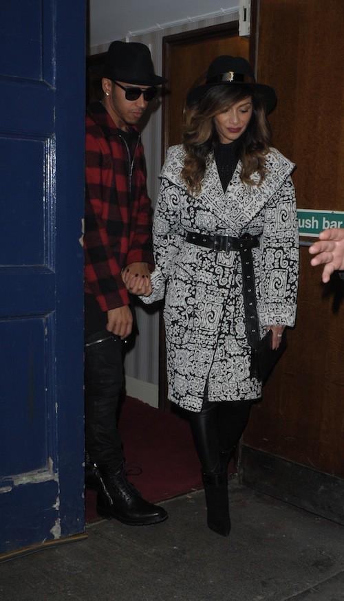 """Photos : Lewis Hamilton : """"sous pression"""" pour épouser Nicole Scherzinger !"""