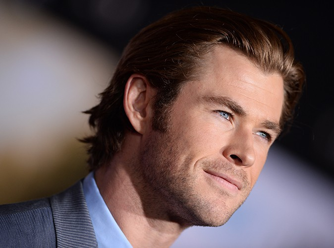 Chris Hemsworth à Los Angeles le 4 novembre 2013