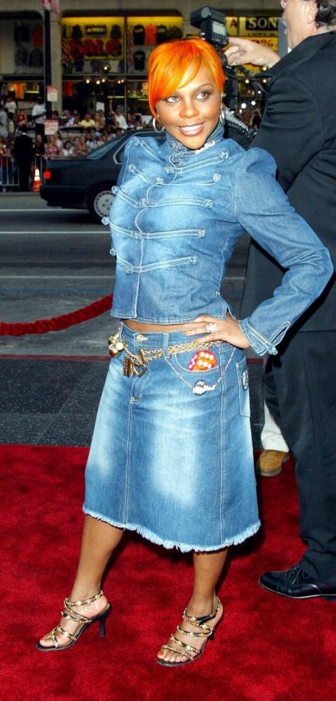 Lil Kim, 2002.