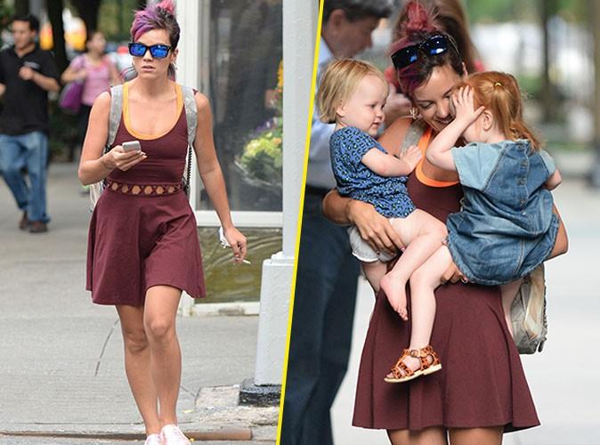 Lily Allen : retrouvailles touchantes et complices avec ses baby girls !