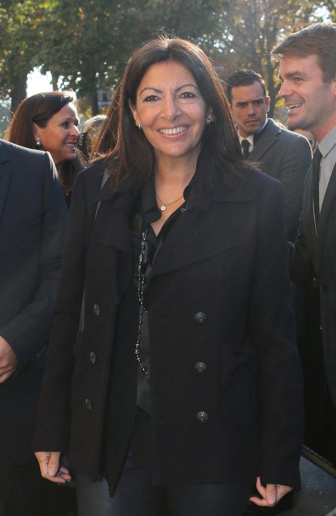 Anne Hildalgo