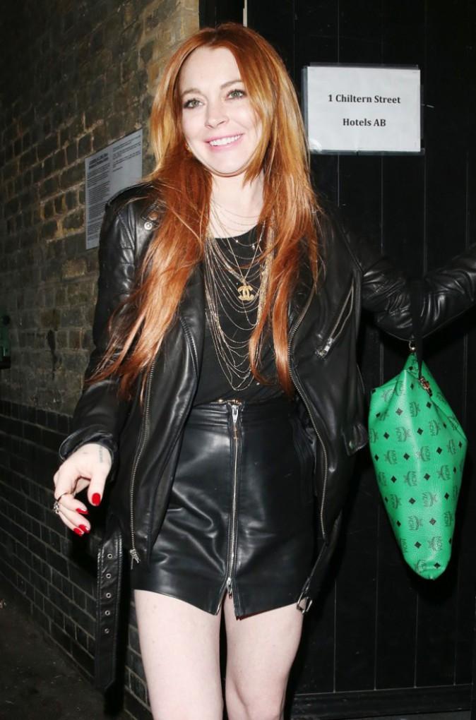 Photos : Lindsay Lohan jure avoir fait une fausse couche pour ne pas écoper d'une amende !
