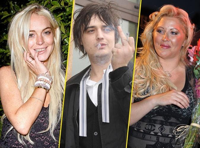 Photos : Lindsay Lohan, Pete Doherty, Loana... vite, sauvons-les !