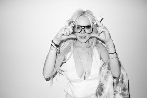 Avec les fameuses lunettes du photographe !