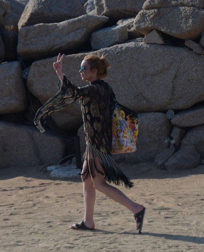 Photos : Lindsay Lohan : sa meilleure amie révèle un scoop !