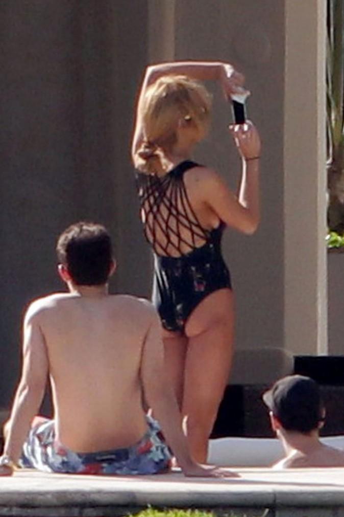 Lindsay Lohan à Miami le 5 décembre 2013