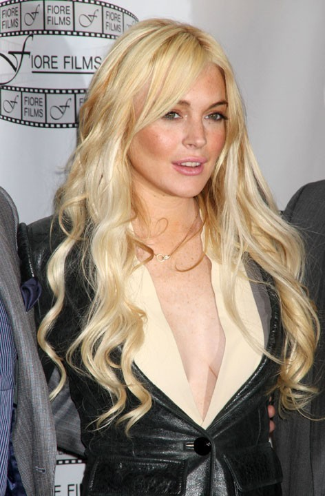 Lindsay Lohan ? Une vraie bombe !