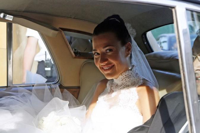 Nuri Cunillera, la jeune mariée !