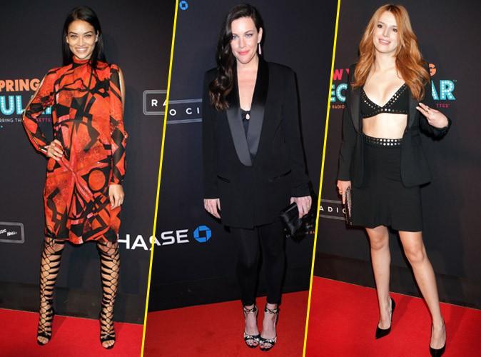 Photos : Shanina Shaik, Liv Tyler et Bella Thorne : un trio Spectacular et élégant !