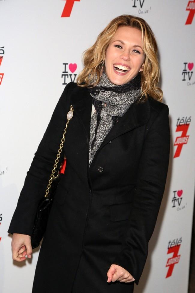 Lorie le 12 décembre 2012 à Paris