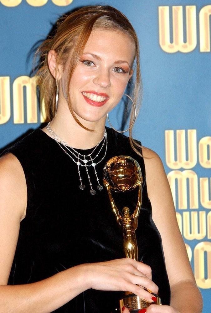 Photos : Lorie en 2003