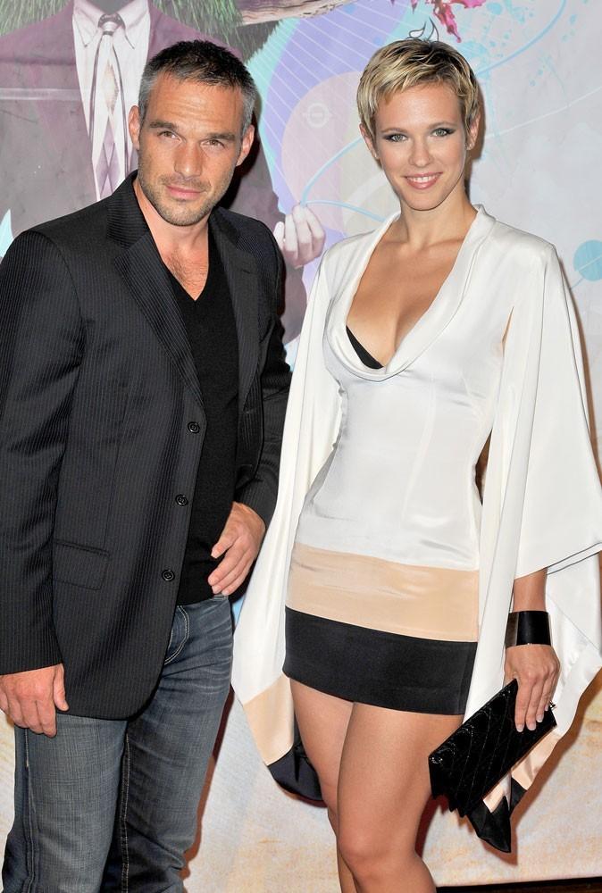 Photos : Lorie et Philippe Bas en 2010