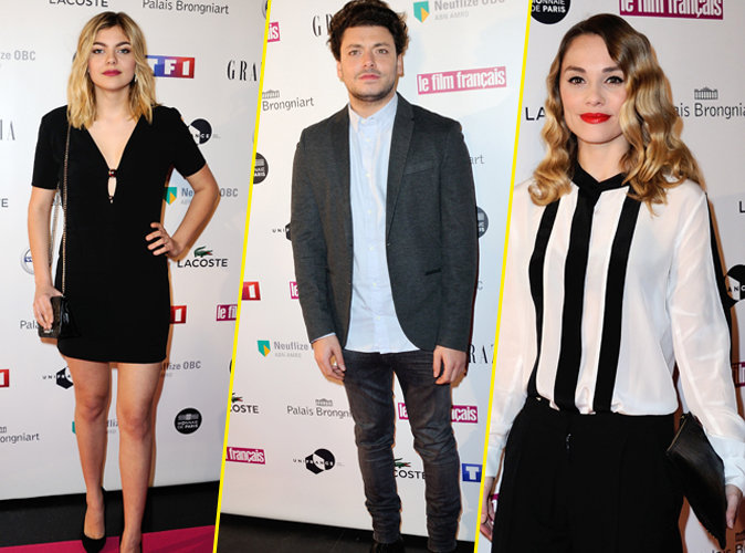 Photos : Louane, Joy Esther... Kev Adams entouré de jolies blondes et sacré !