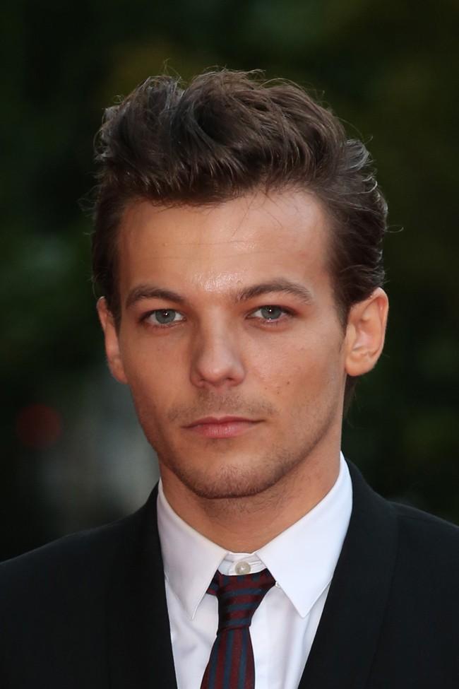 Louis Tomlinson à Londres le 10 août 2015