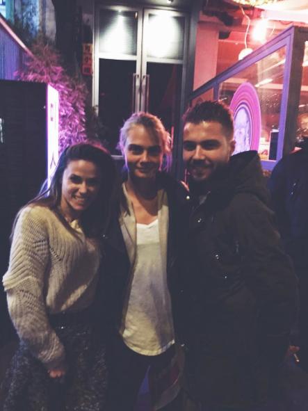 Photos : Louis Sarkozy et Capucine Anav : après Kendall Jenner, soirée parisienne avec Cara Delevingne !