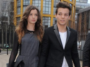 Photos : Louis Tomlinson de One Direction : il escorte sa chérie Eleanor Calder aux défilés de la Fashion Week !