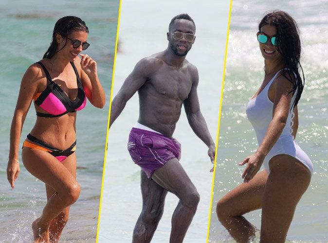 Photos : Ludivine et Bacary Sagna encore et toujours au top à Miami !