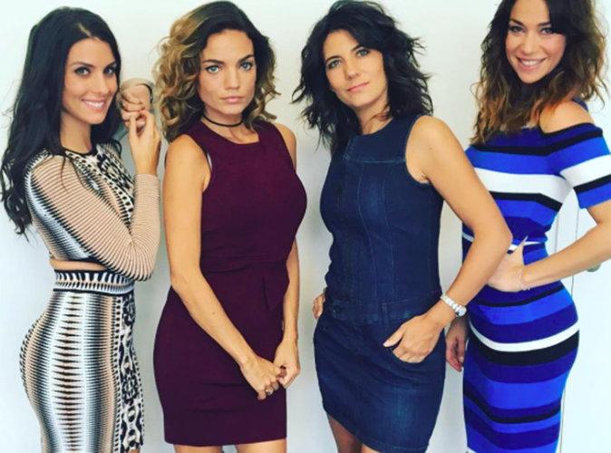 Photos : Ludivine Sagna, Estelle Denis, Clio Pajczer : Toujours plus sexy pour TPMS !