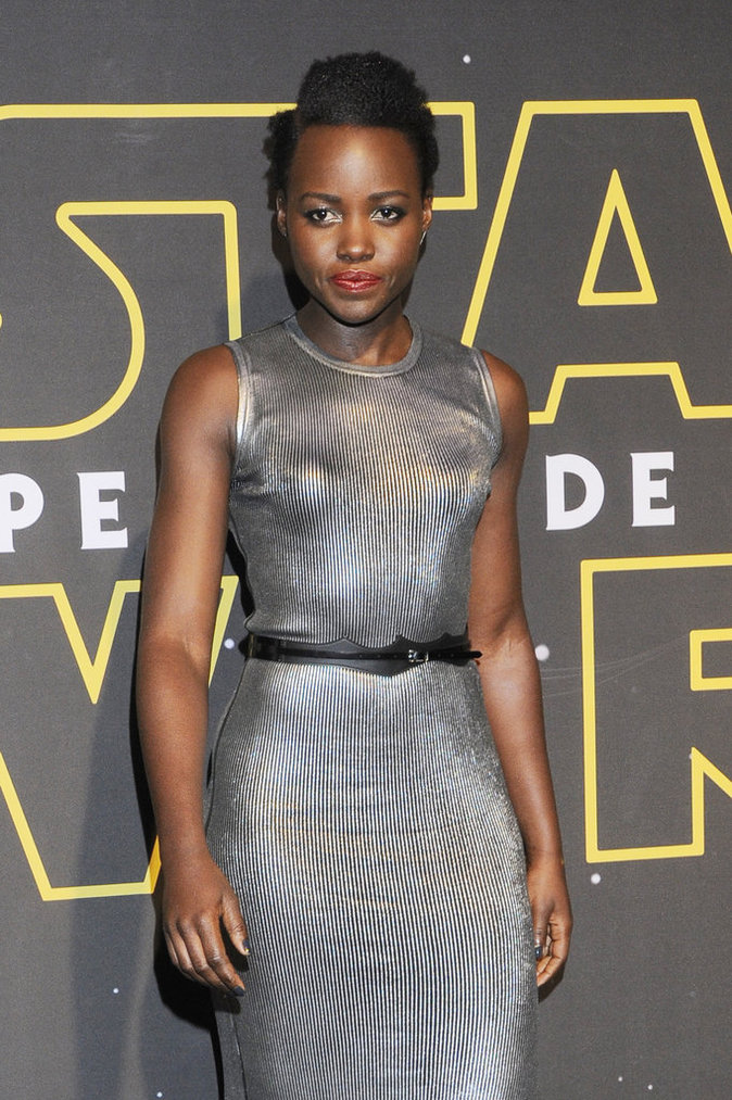 Photos : Lupita Nyong'o : Divine sur le red carpet
