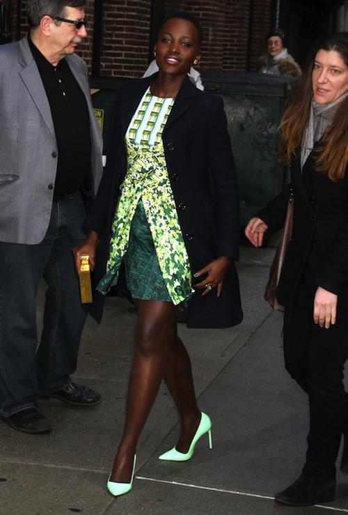 Photos : Lupita Nyong'o : une soirée, deux tenues, la nouvelle it-girl a encore frappé !