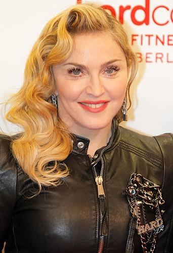Madonna à Berlin le 17 octobre 2013