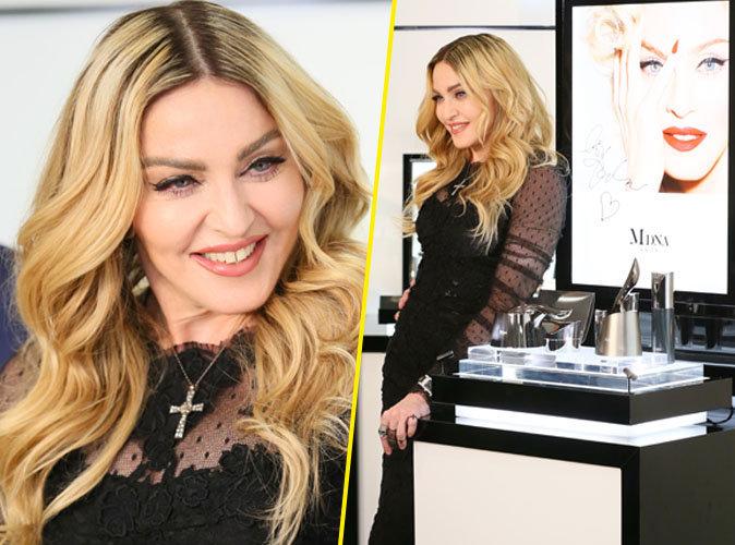 Madonna : découvrez sa nouvelle marque de cosmétiques.
