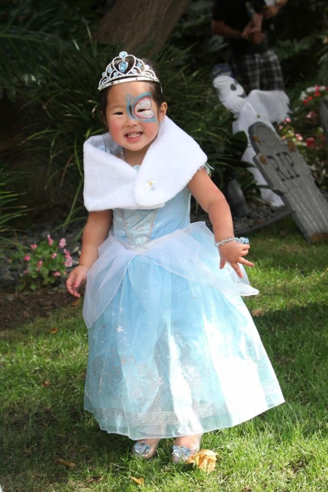 Avez-vous reconnu cette jolie princesse ?